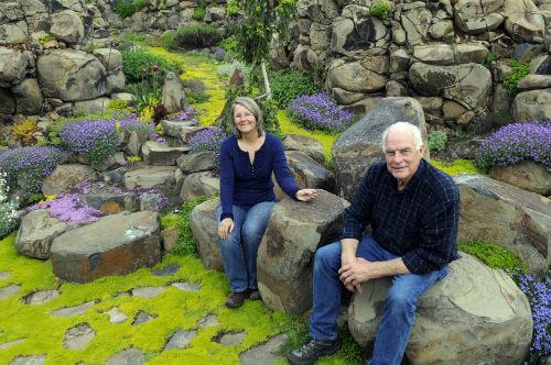 Donna Bruce Gardening